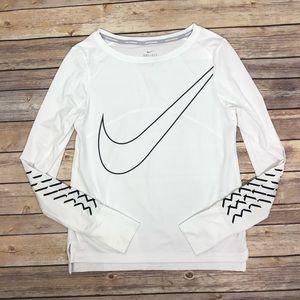NIKE Dry fit long sleeve shirt